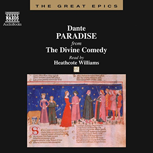 Paradise from the Divine Comedy audiobook cover art