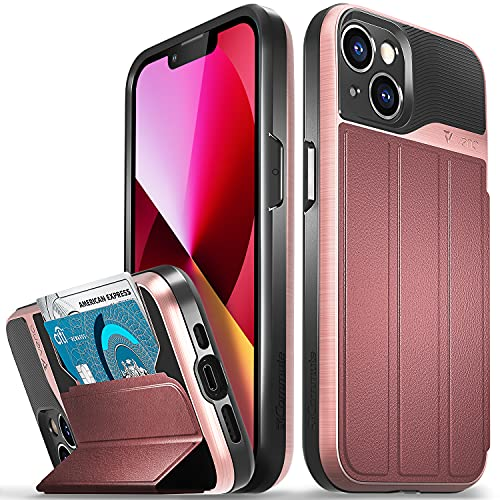Vena Wallet Case Compatible with Apple iPhone 13 (6.1
