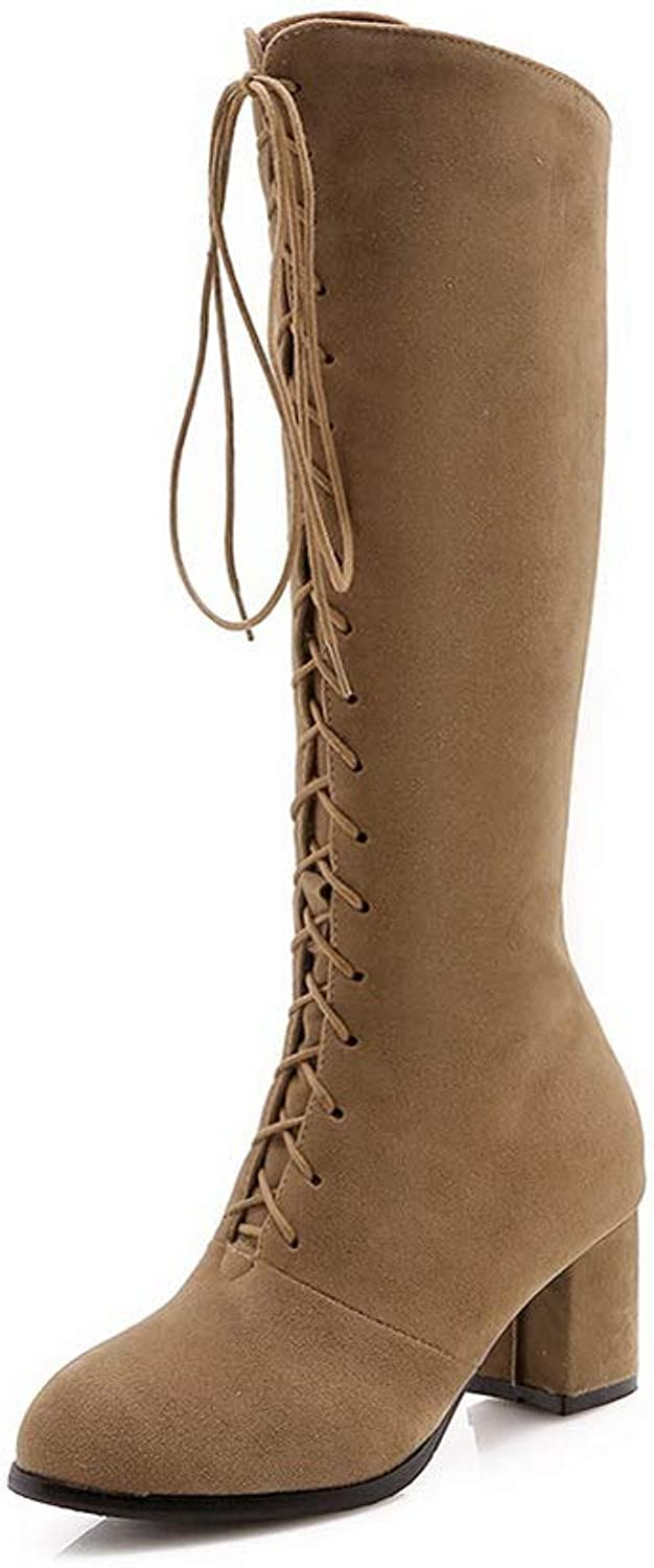1TO9 Womens Comfort Boots Bucket-Style Urethane Boots MNS03008