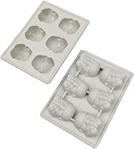 Food Grade Stormtrooper Silicone Candy Making Mold and Ice Cube Tray…
