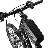 ROSEBEAR Bolso del Manillar Bolso del Marco de La Bici Bolso Impermeable del Bolso de La Bici Accesorios de La Bici del Tenedor del Teléfono del Tubo Superior Delantero de Ciclismo para