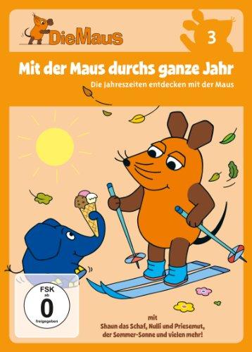 Die Sendung mit der Maus DVD 3: Mit der Maus durchs ganze Jahr