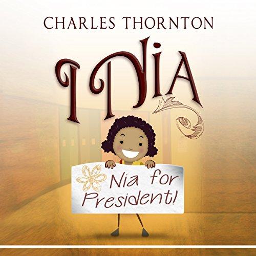 INia audiobook cover art
