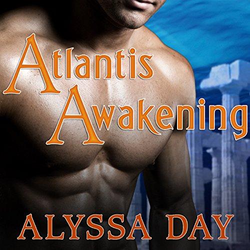 Atlantis Awakening audiobook cover art