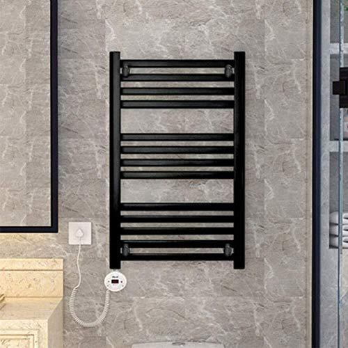Nuokix Calentador de Toallas, Toalla rápida Dryer4 Bar en Energy Efficient 400W Enchufe de calefacción de Toallas for el baño Secado Rápido