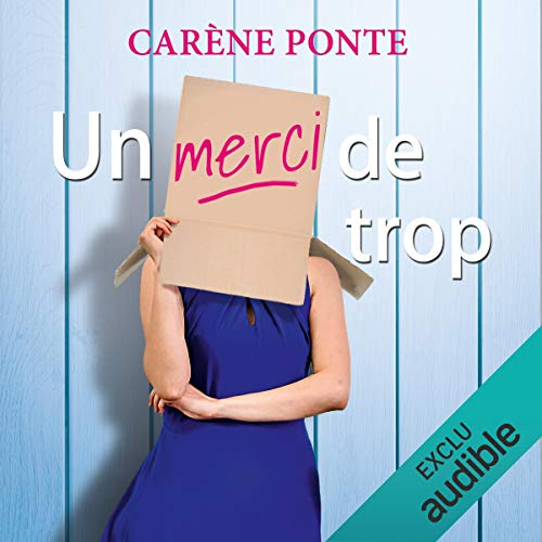 Un merci de trop audiobook cover art