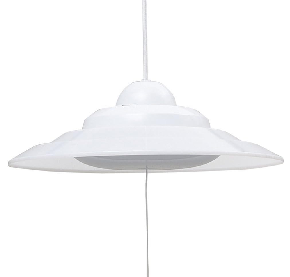 アンテナ妖精しないでください山善 LEDペンダントライト 4.5畳用 2400lm ホワイト LP-A45D(W)