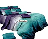 Twilight-P Sheet Set : Fitted Sheet, Flat Sheet and Two Matching Pillowcases (King)