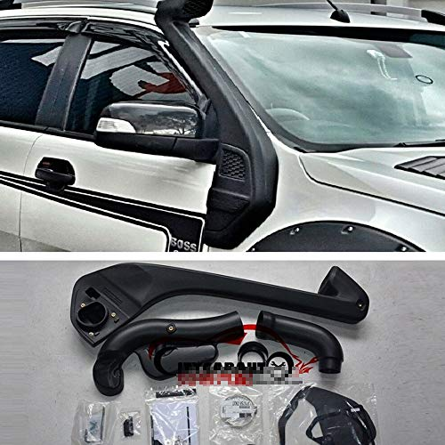QQKLP Auto Schnorchel Kit Fit für Ford Ranger T7 2016-2018 Ansaugrohrs Manifold Kit Set Auto 4 * 4 Zubehör