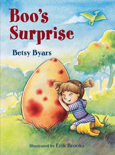 Boo's Surprise (Boo's Dinosaur) (English...