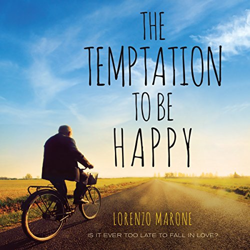 The Temptation to Be Happy audiobook cover art