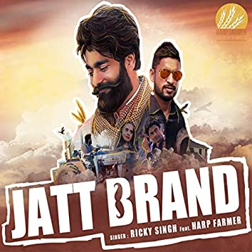 Jatt Brand (feat. Harp Farmer)