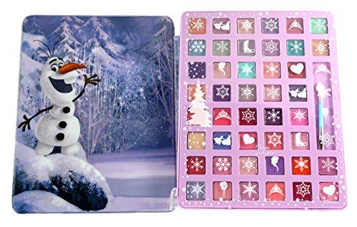 Disney Frozen - Paleta de maquillaje para tablet (Markwins International 9558510)