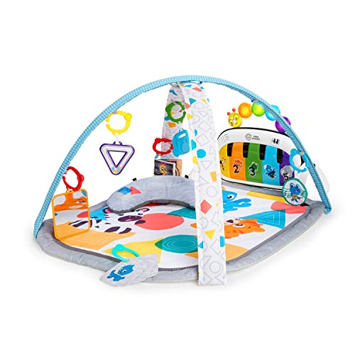 Baby Einstein, 4-in-1 Kickin' Tunes Music and Language Discovery Play Gym,...