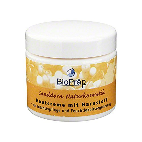 Sanddorn Hautcreme mit Harnstoff 100 ml