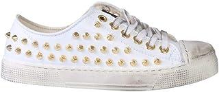 GIENCHI Luxury Fashion Womens GXDLOWP331VITOB001 White Sneakers | Fall Winter 19