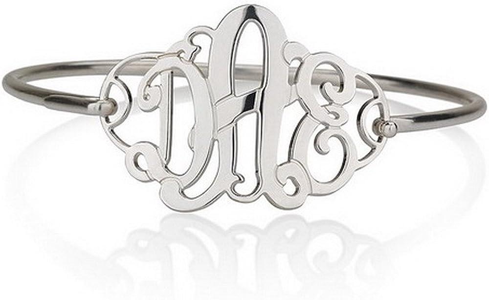 Monogram Bracelet 1.25