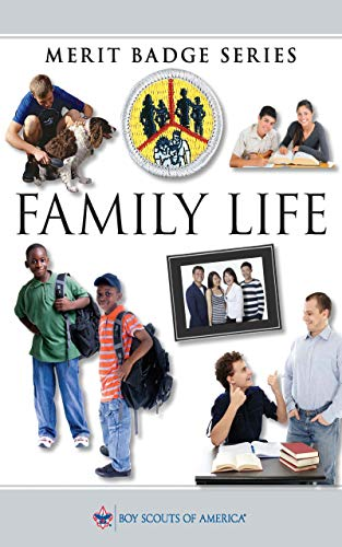 Family Life Merit Badge Pamphlet
