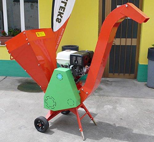 Trituradora de ramas con motor 15cv: Amazon.es: Bricolaje y ...