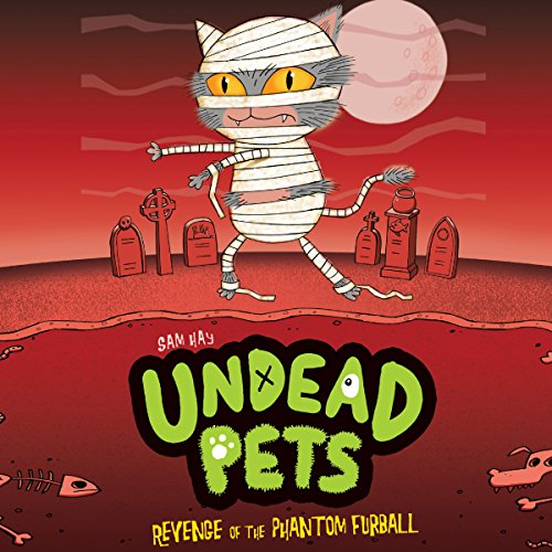 Undead Pets: Return of the Hungry Hamster cover art