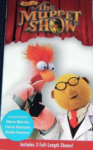 Best of The Muppet Show - Volume 5: Steve Martin/Carol Burnett/Gilda Radner