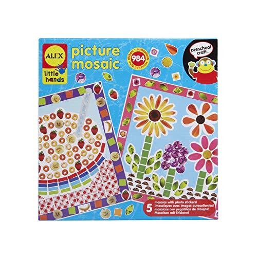 Alex Little Hands Picture Mosaic Kids Toddler Art...