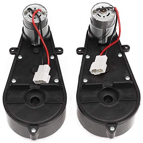 HYY-AA 2 PC 550 niños universal caja de cambios del coche eléctrico...