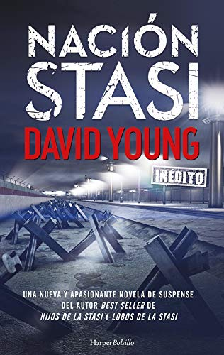 Nación Stasi (Suspense / Thriller) (Spanish Edition)