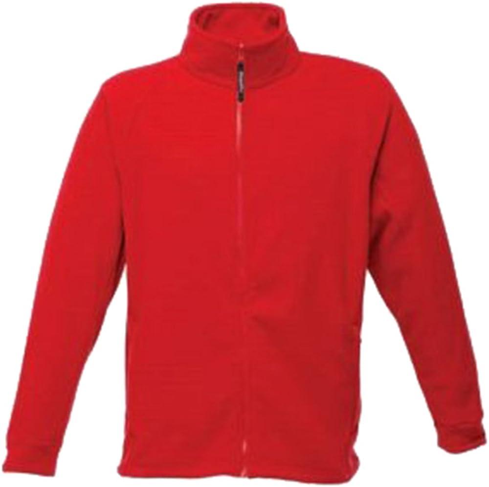 Regatta Men's Thor III Fleece Jacket Classic Red M