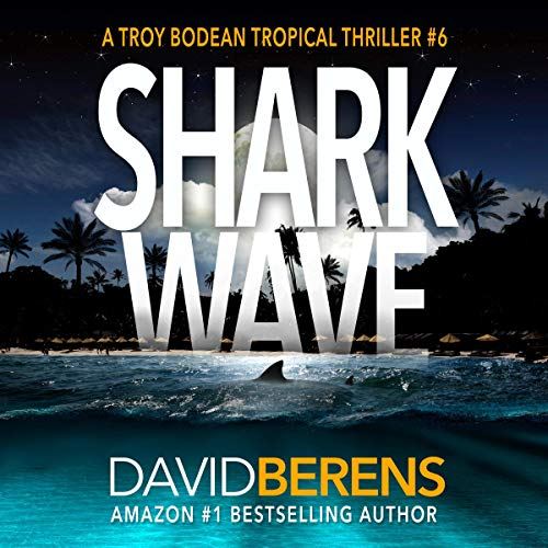 Shark Wave audiobook cover art