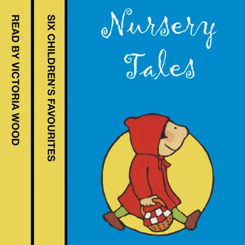 Nursery Tales audiobook cover art
