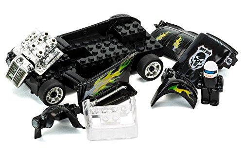 Scalextric C3708 QUICK BUILD Hot Rod Car