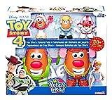 Disney Toy Story 4 Potato Head Pals playset Woody Buzz Bo Peep