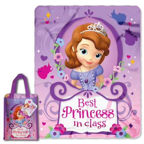 Disney's Sofia the First, 'Best Princess' Non Woven Bag with...