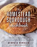 The Homestead Sourdough Cookbook: • Helpful Tips to Create the Best Sourdough Starter • Easy Techniques for Successful Artisan Breads • Over 100 Simple ... Crust, Brownies, and More (English Edition)