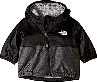 The North Face Infant Warm Storm Jacket - TNF Black - 12M