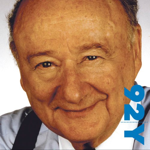 Ed Koch at the 92nd Street Y audiobook cover art