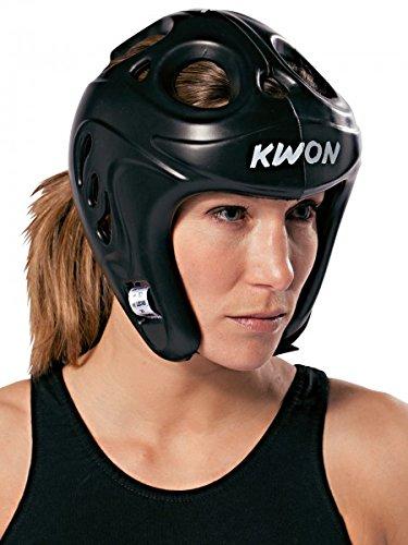 Kwon Shocklite Kopfschutz CE in 5 Farben, schwarz, Gr. S/M