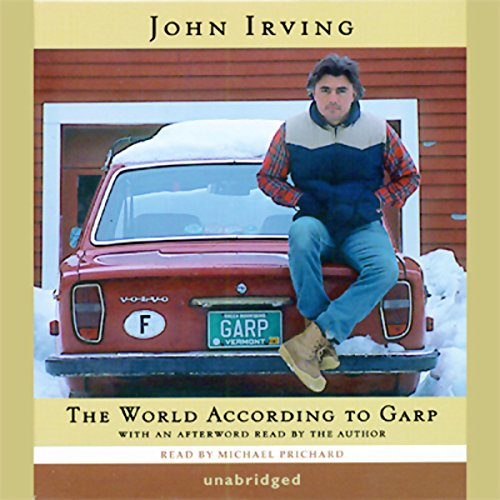 The World According to Garp cover art