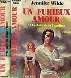 Un furieux amour - Tome 1 - l'esclave de la caroline et tome 2 - la belle de grand fleuve