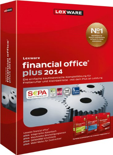 Lexware Financial Office Plus 2014 (Version 18.00)