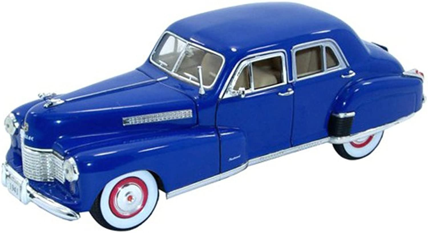 1941 Cadillac Series 60 Special, bluee  Signature Models 32357  1 32 Scale Diecast Model Toy Car