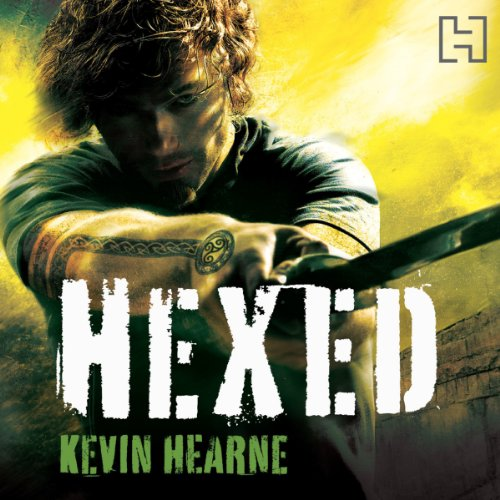 Hexed audiobook cover art