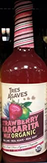 Best tres agaves organic strawberry margarita mix Reviews