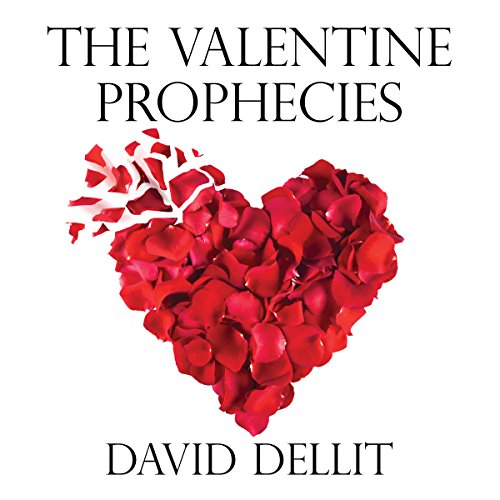 The Valentine Prophecies audiobook cover art
