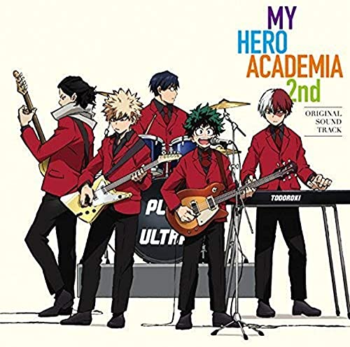 Tv Anime: Boku No Hero Academia