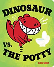 Best dinosaur vs the potty board book Reviews