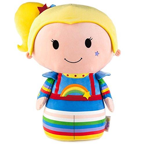 Hallmark itty bittys Jumbo Rainbow Brite Stuffed Animal