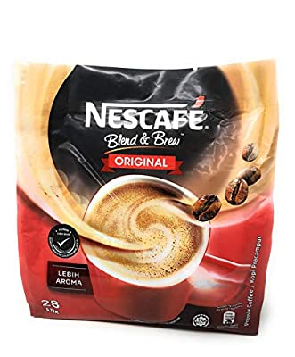 NEW! Nescafe IMPROVED 3 in 1 ORIGINAL from Nestle