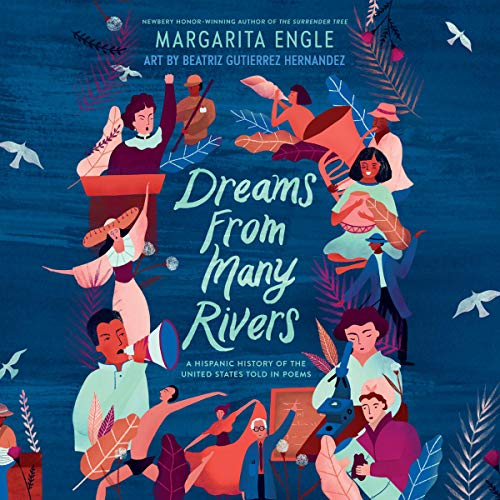 Dreams from Many Rivers  By  cover art